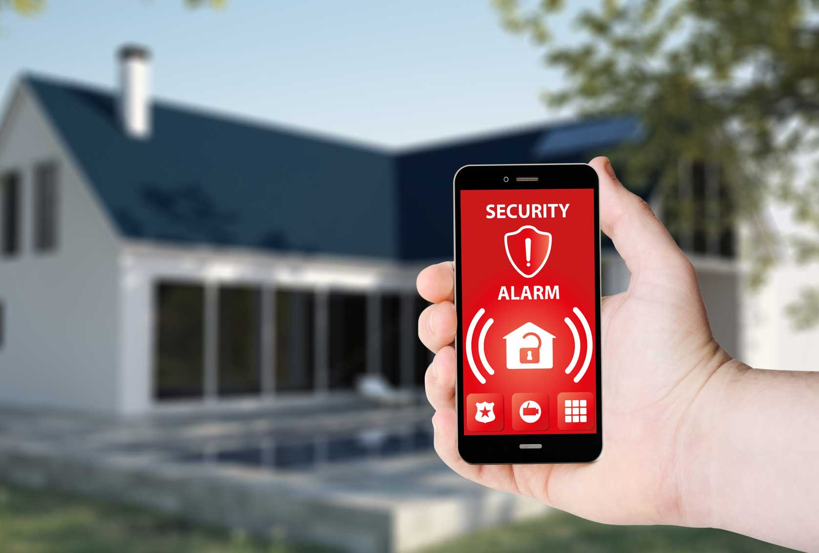 Residential and commercial security systems